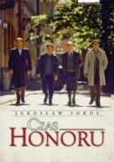 Okładka książki - Czas honoru
