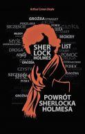 Okładka - Sherlock Holmes Powrót Sherlocka Holmesa