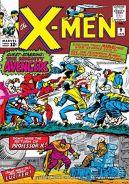 Okładka - Uncanny X-Men vol. 9