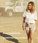 Okładka ksiązki - Blondynka w Australii