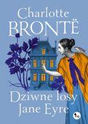 Okładka książki - Dziwne losy Jane Eyre