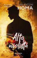 Okładka książki - Altowiolista