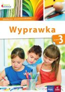 Okładka ksiązki - Wyprawka. Klasa 3