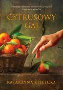 Okładka książki - Cytrusowy gaj