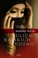 Okładka książki - Ulica rajskich dziewic
