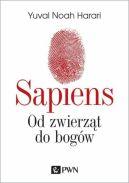 Okładka książki - Sapiens. Od zwierząt do bogów