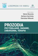 Okładka - Prozodia  przyswajanie, badanie, zaburzenia, terapia