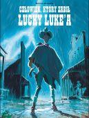 Okładka ksiązki - Człowiek, który zabił Lucky Luke