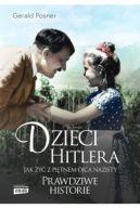 Okładka książki - Dzieci Hitlera