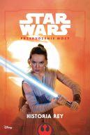 Okładka ksiązki - Star wars. Przebudzenie mocy. Historia Rey