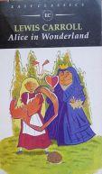 Okładka ksiązki - Alice in Worderland