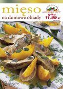 Okładka książki - Mięso na domowe obiady