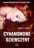 Okładka książki - Cynamonowe dziewczyny