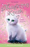 Okładka ksiązki - Letnia przygoda. Magiczny kotek