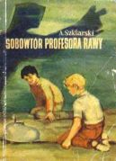 Okładka - Sobowtór profesora Rawy