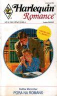 Okładka ksiązki - Pora na romans