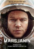 Okładka książki - Marsjanin