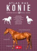 Okładka książki - Konie. Atlas ras