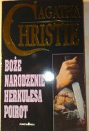 Okładka ksiązki - Boże narodzenie Herkulesa Poirot