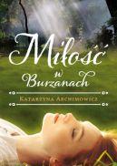 Okładka ksiązki - Miłość w Burzanach