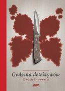 Okładka ksiązki -  Godzina detektywów