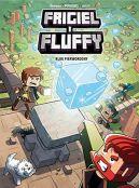 Okładka ksiązki - Frigiel i Fluffy. Blok pierworodny