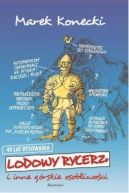Okładka książki - Lodowy rycerz i inne górskie osobliwości