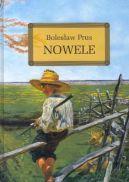 Okładka ksiązki - Nowele
