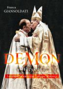 Okładka książki - Demon w Watykanie