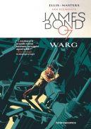 Okładka książki - James Bond tom 1: Warg