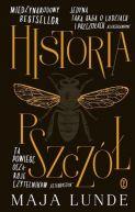 Okładka książki - Historia pszczół