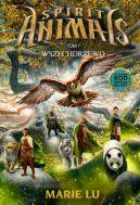 Okładka ksiązki - Spirit Animals 7. Wszechdrzewo