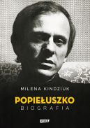 Okładka książki - Jerzy Popiełuszko. Biografia