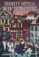 Okładka książki - Sekrety hotelu Winterhouse