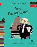 Okładka ksiązki -  Pan Fortepianek