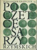 Okładka ksiązki - Poczet cesarzy rzymskich. Dominat