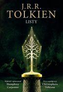 Okładka ksiązki - Listy J.R.R. Tolkien