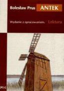 Okładka ksiązki - Antek