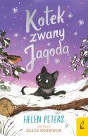 Okładka ksiązki - Kotek zwany Jagodą. Tom 4