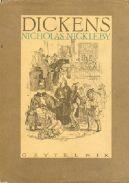 Okładka ksiązki - Nicholas Nickleby