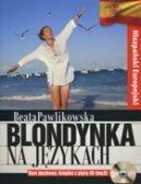 Okładka ksiązki - Blondynka na językach. Hiszpański Europejski