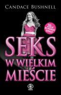 Okładka książki - Seks w wielkim mieście