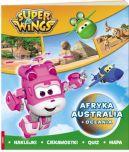 Okładka książki - Super Wings Afryka, Australia i Oceania