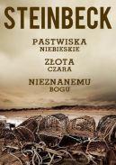 Okładka ksiązki - Pastwiska Niebieskie, Złota Czara, Nieznanemu bogu