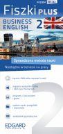 Okładka ksiązki - Angielski Fiszki PLUS Business English 2