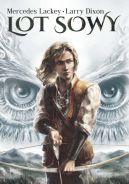 Okładka książki - Lot sowy