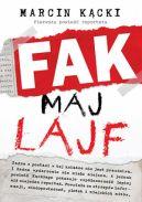 Okładka książki - Fak maj lajf