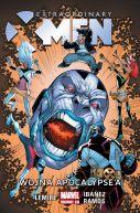 Okładka - Extraordinary X-Men Vol. 2: Wojna Apocalypse'a, tom 2