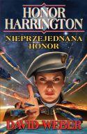 Okładka - Honor Harrington. Nieprzejednana Honor