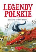 Okładka - Legendy polskie